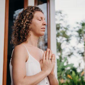 online yoga met lies