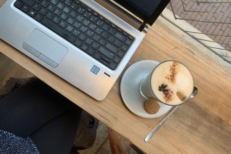 koffie bij hemels in Arnhem