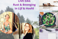 LIVE DAG Rust & Beweging in Lijf & Hoofd